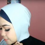 Tutorial Hijab Paris Simple Dan Modis