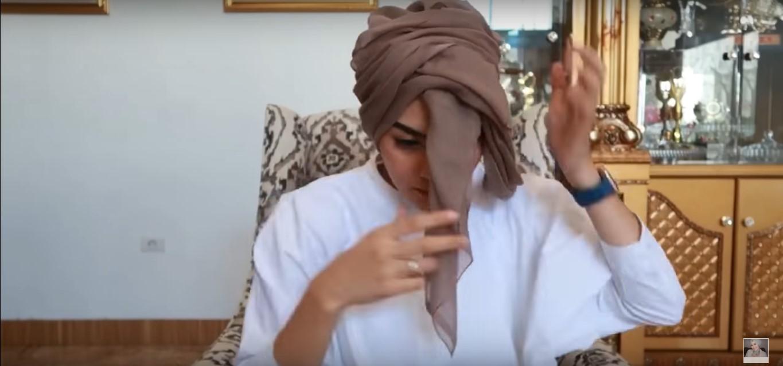 Tutorial Hijab Paris Simple Untuk Wajah Bulat