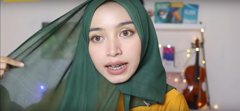 Tutorial Hijab Paris Untuk Sehari Hari