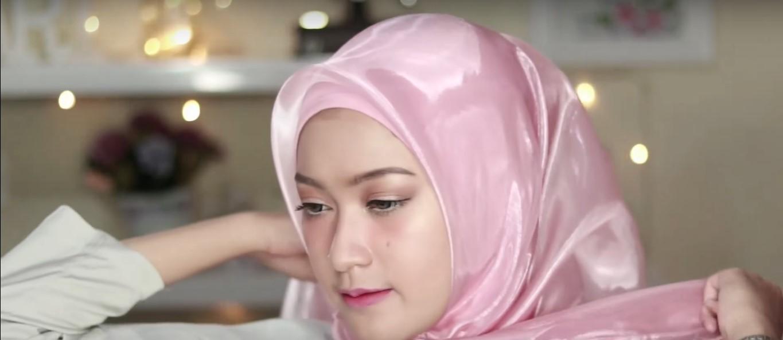 Tutorial Hijab Paris Wisuda