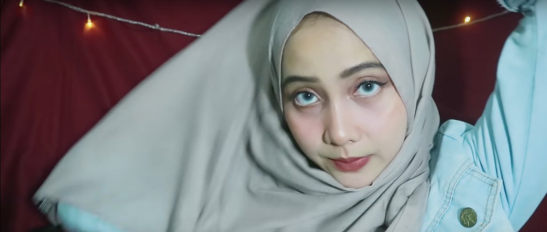 Tutorial Hijab Pashimana Tanpa Ninja Untuk Kuliah