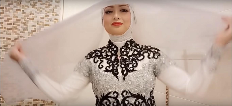 Tutorial Hijab Pesta Glamour