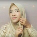 Tutorial Hijab Pesta Kebaya
