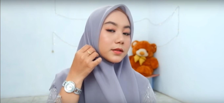 Tutorial Hijab Pesta Pasmina