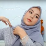 Tutorial Hijab Pesta Pernikahan