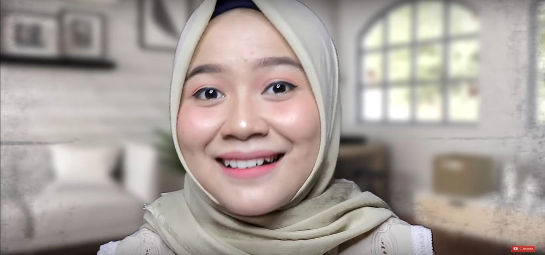 Tutorial Hijab Pesta Praktis