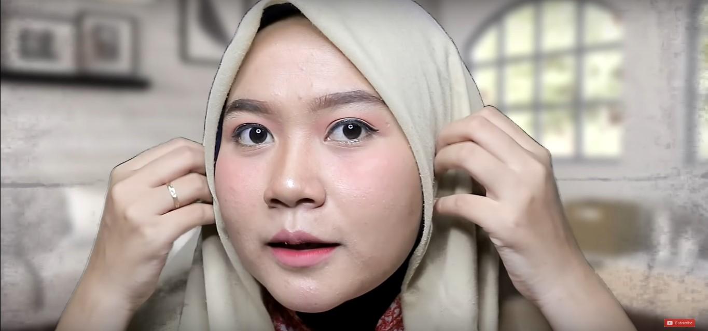 Tutorial Hijab Pesta Terbaru