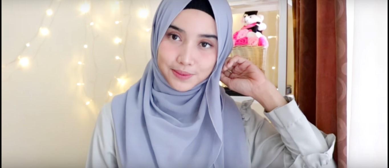 Tutorial Hijab Pesta Wisuda