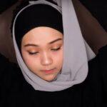 Tutorial Hijab Rawis Simple