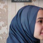 Tutorial Hijab Sederhana Segi Empat
