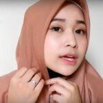 Tutorial Hijab Segi Empat Simple Terbaru