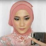 Tutorial Hijab Segi Empat Untuk Baju Kebaya