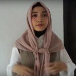 Tutorial Hijab Segi Empat Untuk Kuliah