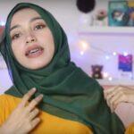 Tutorial Hijab Segitiga Buat Pesta