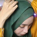 Tutorial Hijab Segitiga Dian Pelangi