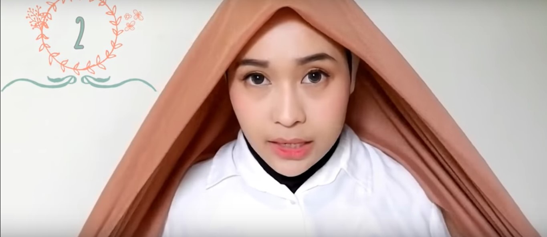 Tutorial Hijab Segitiga Rawis