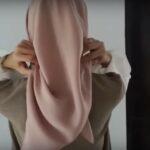 Tutorial Hijab Segitiga Sederhana