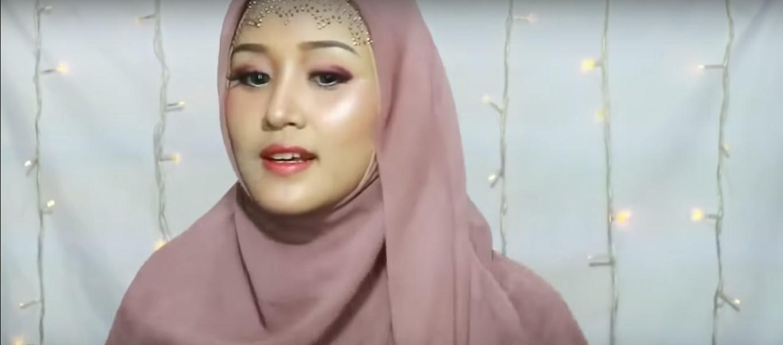 Tutorial Hijab Segitiga Terbaru
