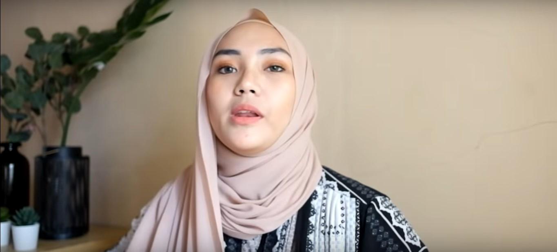 Tutorial Hijab Simple Untuk Kebaya