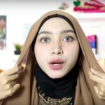Tutorial Hijab Turban Paris Segi Empat