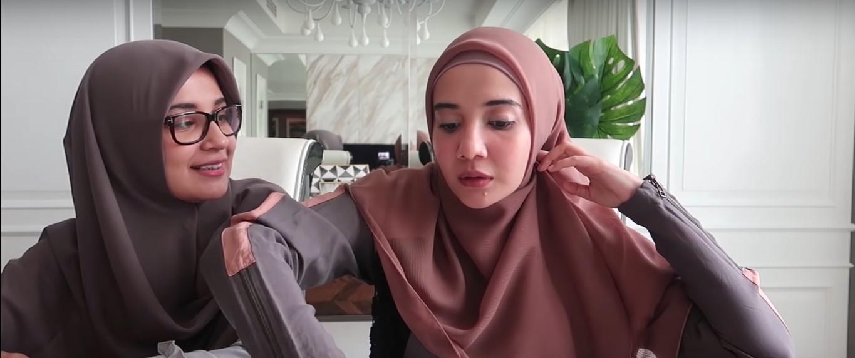 Tutorial Hijab Turban Segi Empat