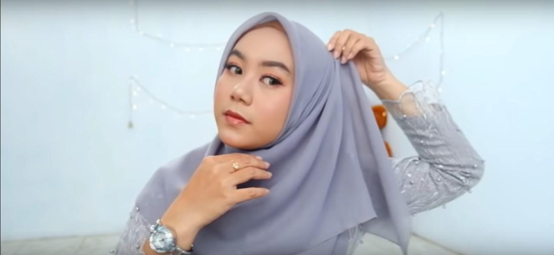 Tutorial Hijab Untuk Ke Pesta