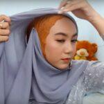 Tutorial Hijab Untuk Kebaya Perpisahan