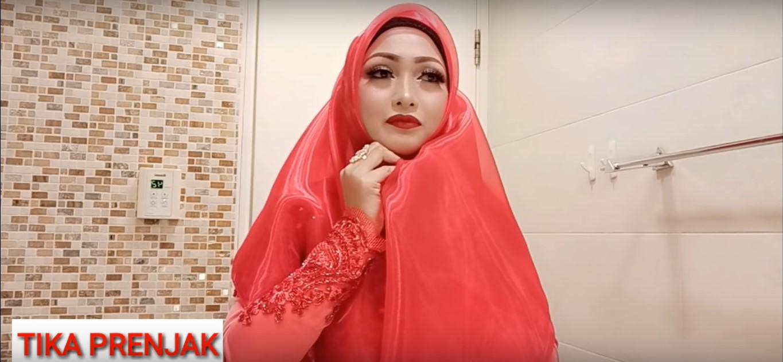 Tutorial Hijab Untuk Kebaya Simple
