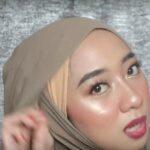 Tutorial Hijab Wisuda Syar'i