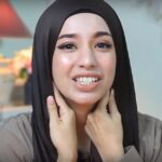 Tutorial Memakai Hijab Pahsmina Satin