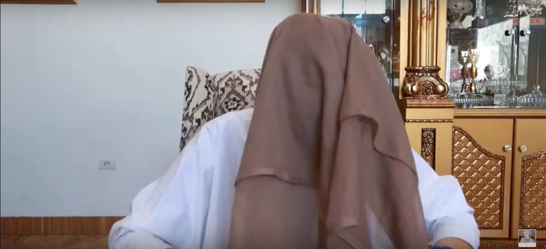 Video Tutorial Hijab Paris Simple