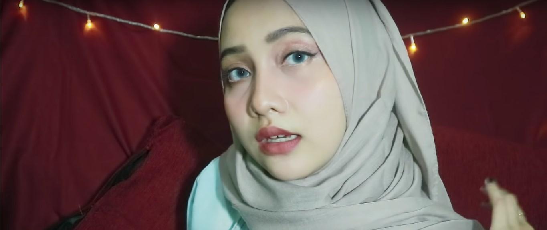 Video Tutorial Hijab Pashmina Tanpa Ninja