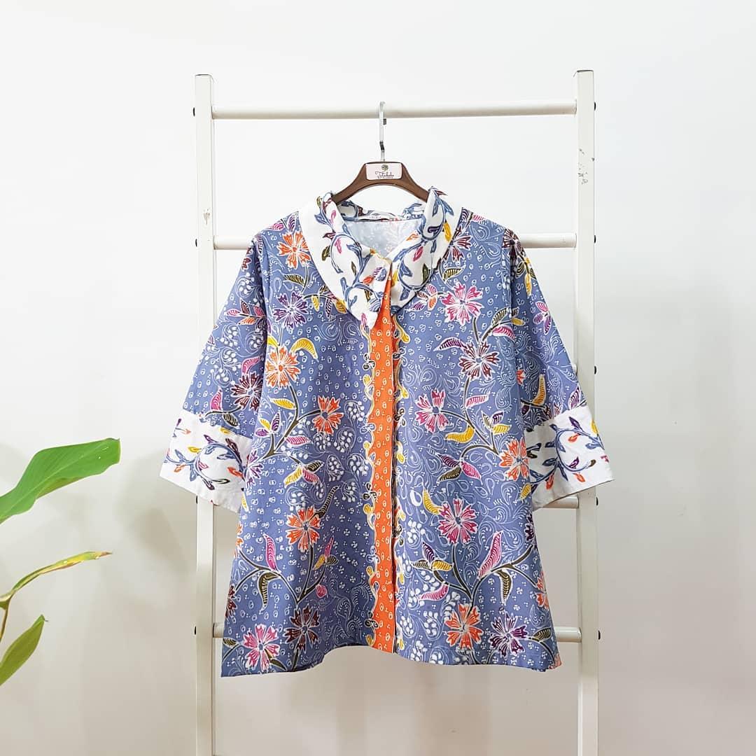 Baju Batik Jogja Wanita