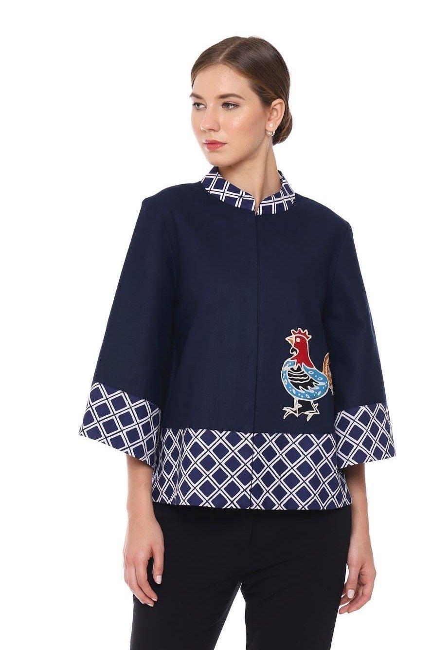 Batik Dayak Kalimantan