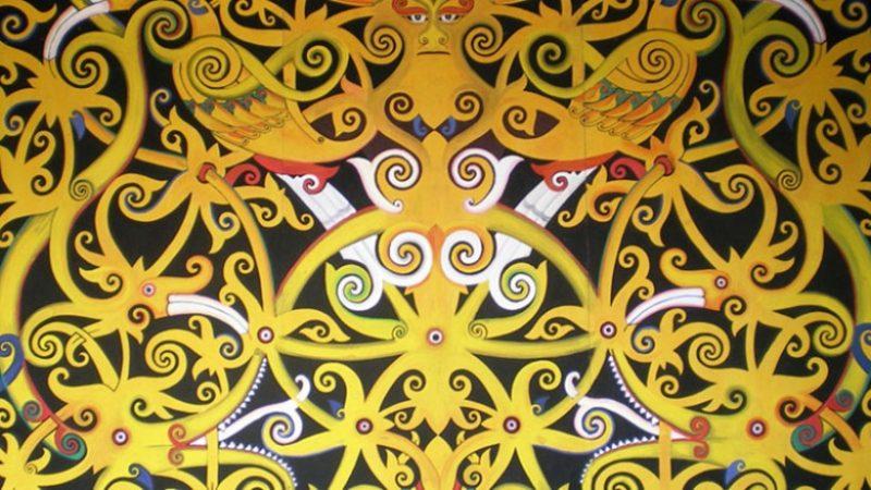 Batik Empiek Kalimantan