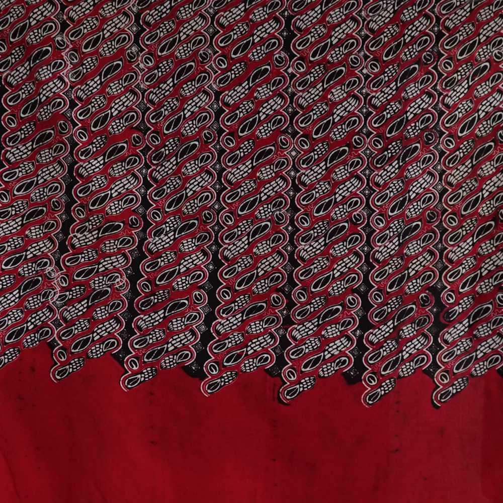 Batik Madura Motif Kacangan