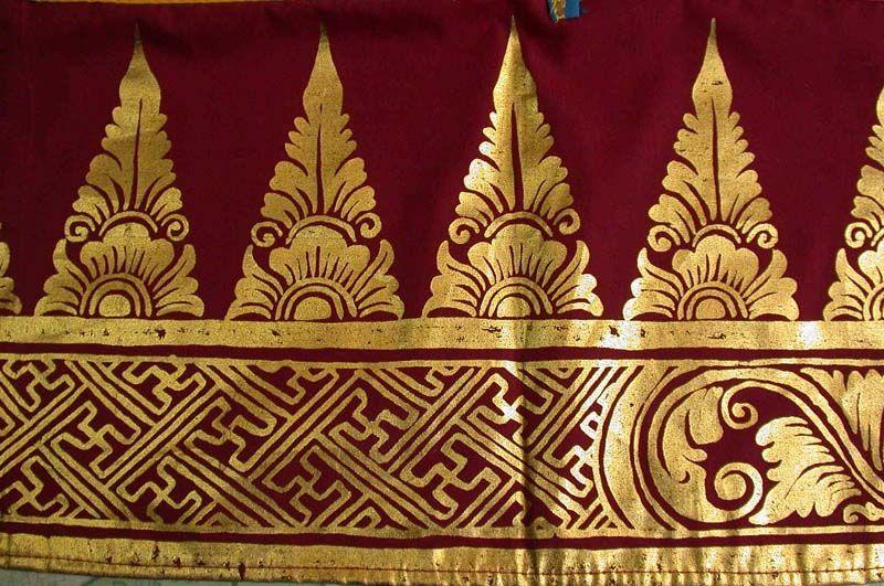 Batik Motif Prada