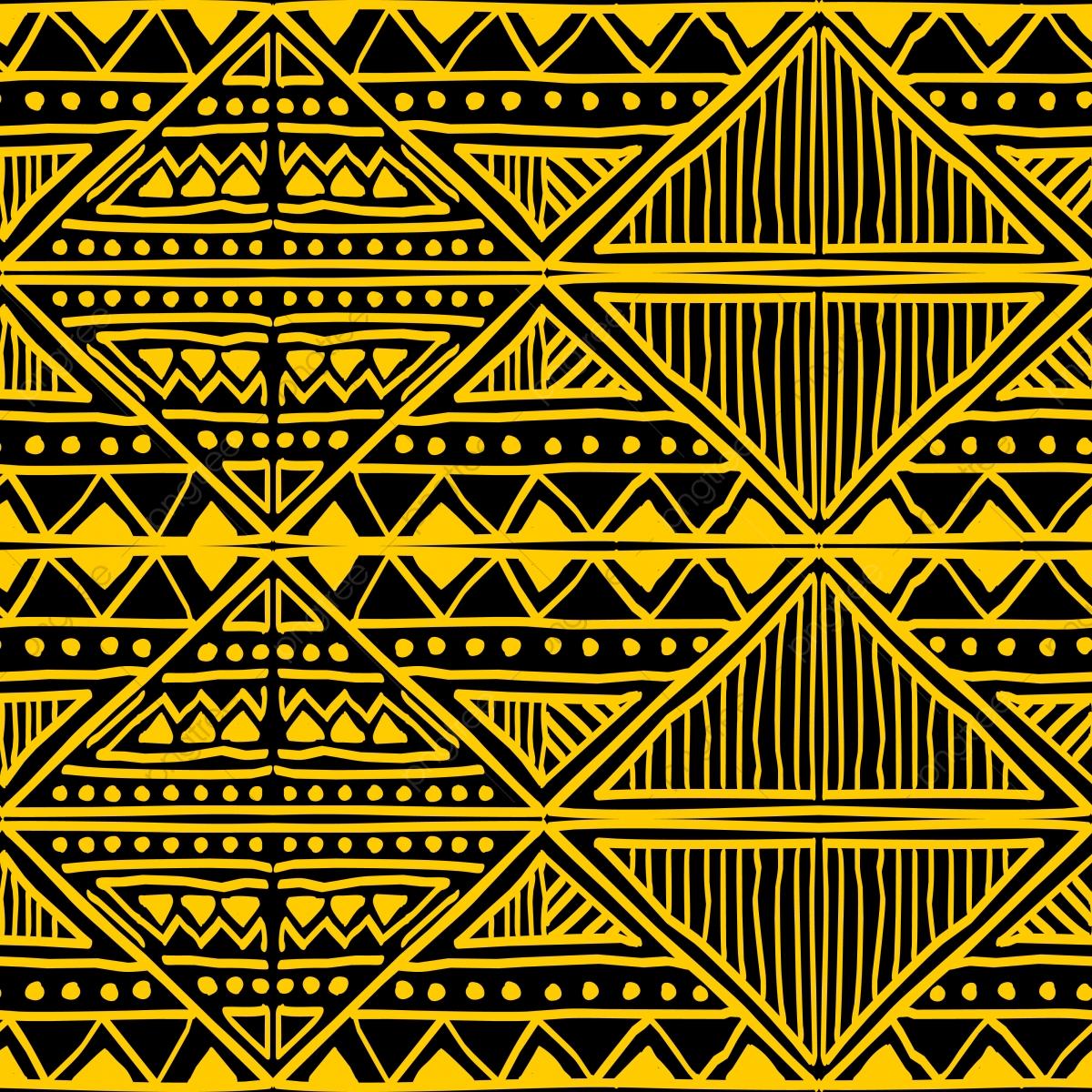 Batik Papua Motif Asimetris