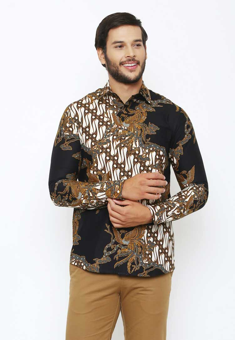 Batik Papua Motif Asmat