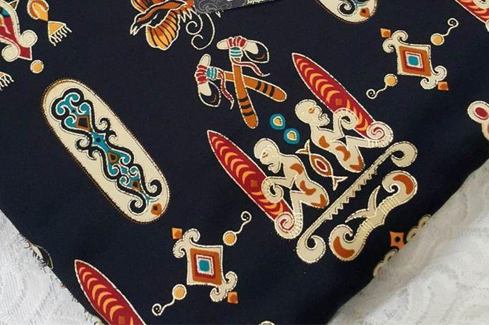 Batik Papua Motif Suku Kamoro