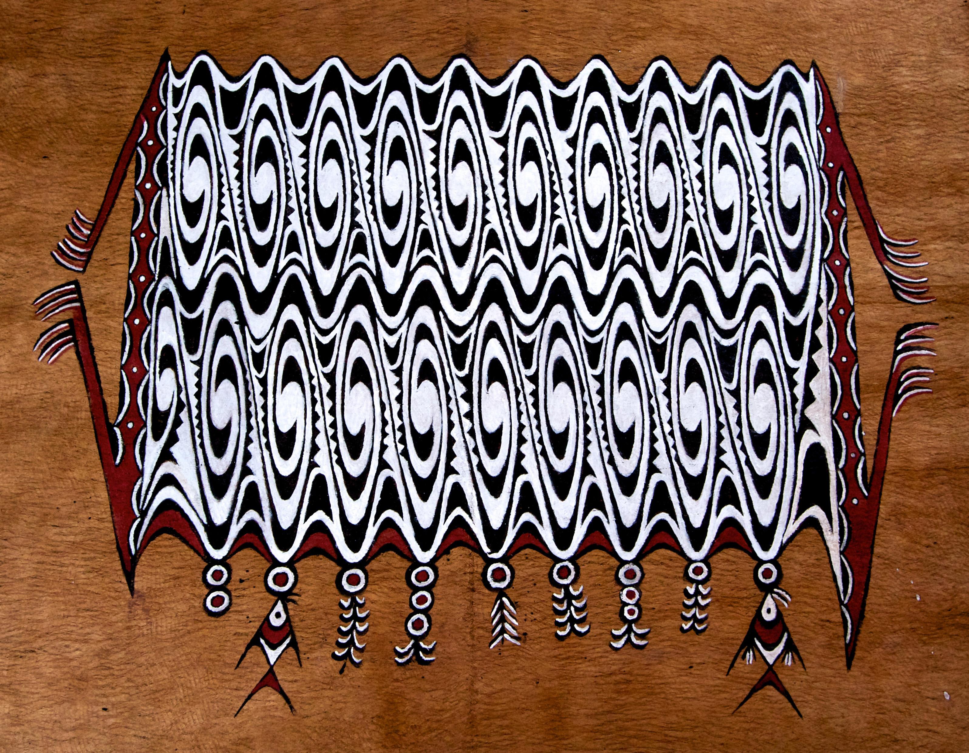 Batik Papua Sentani