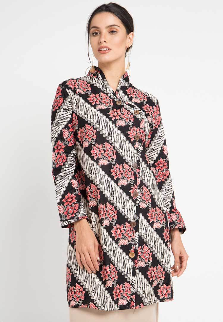Batik Parang Kombinasi