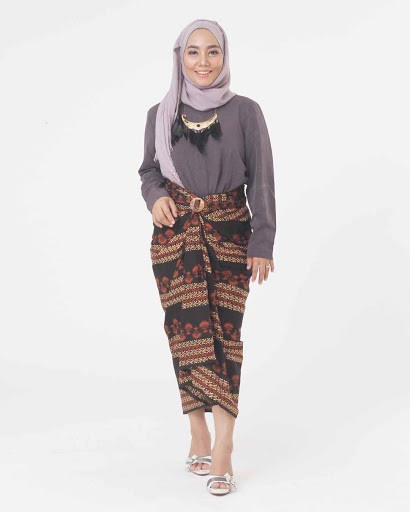 Model Batik Parang Kusumo
