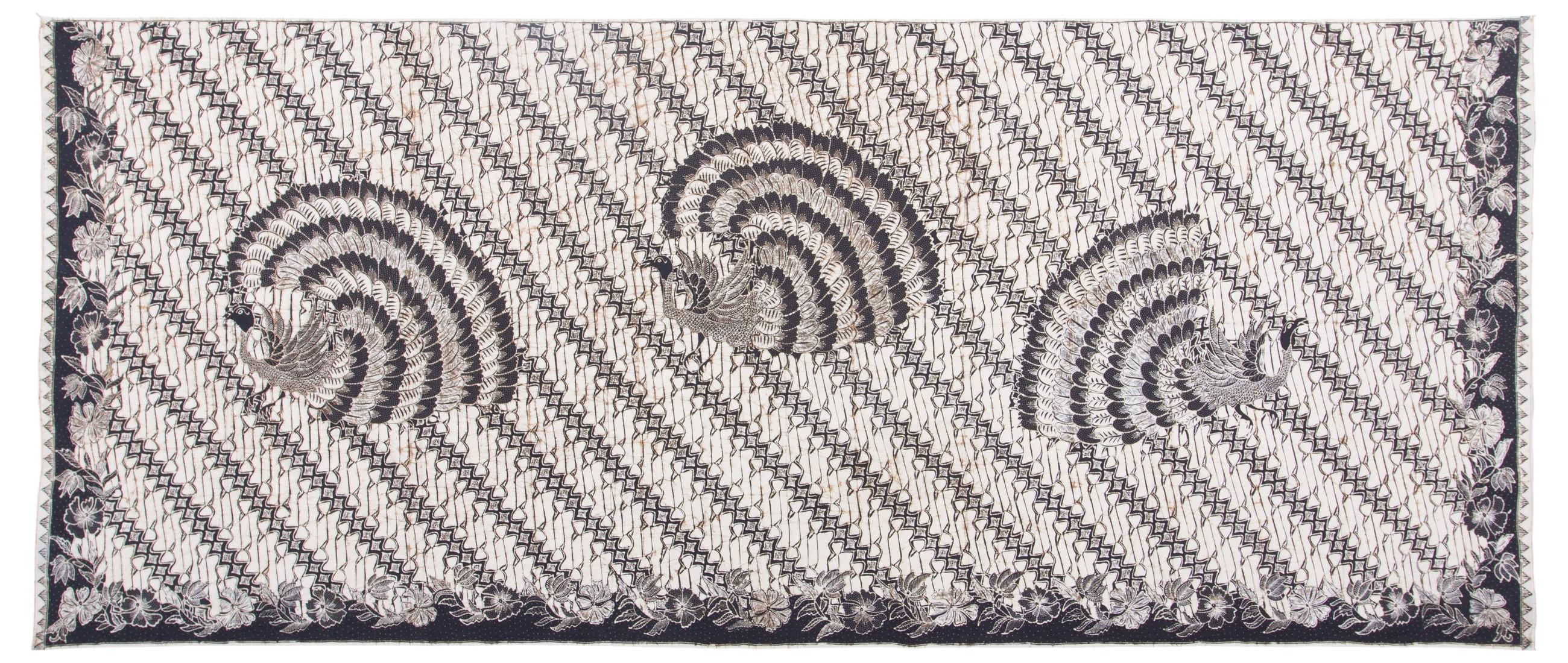 Batik Parang Motif Merak