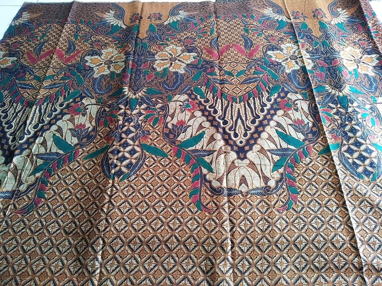 Batik Pekalongan Motif Kuno Klasik