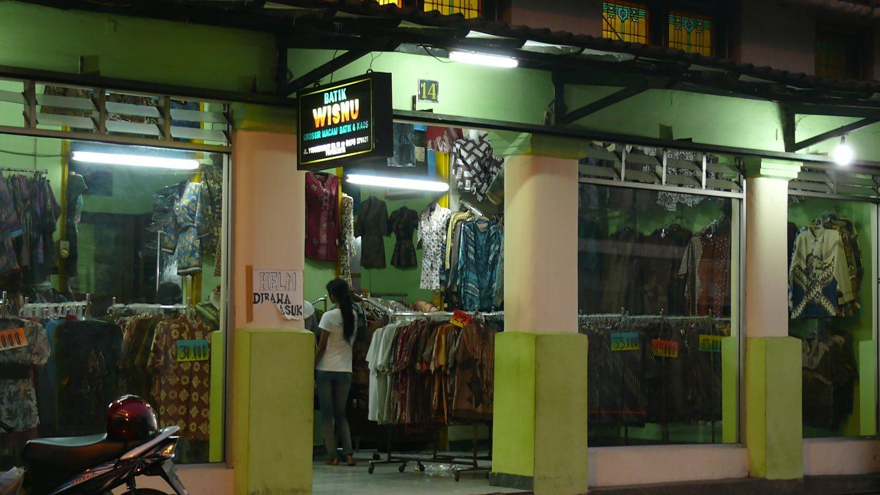 Batik Wisnu