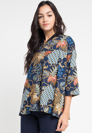 Blouse Modern Batik Bali