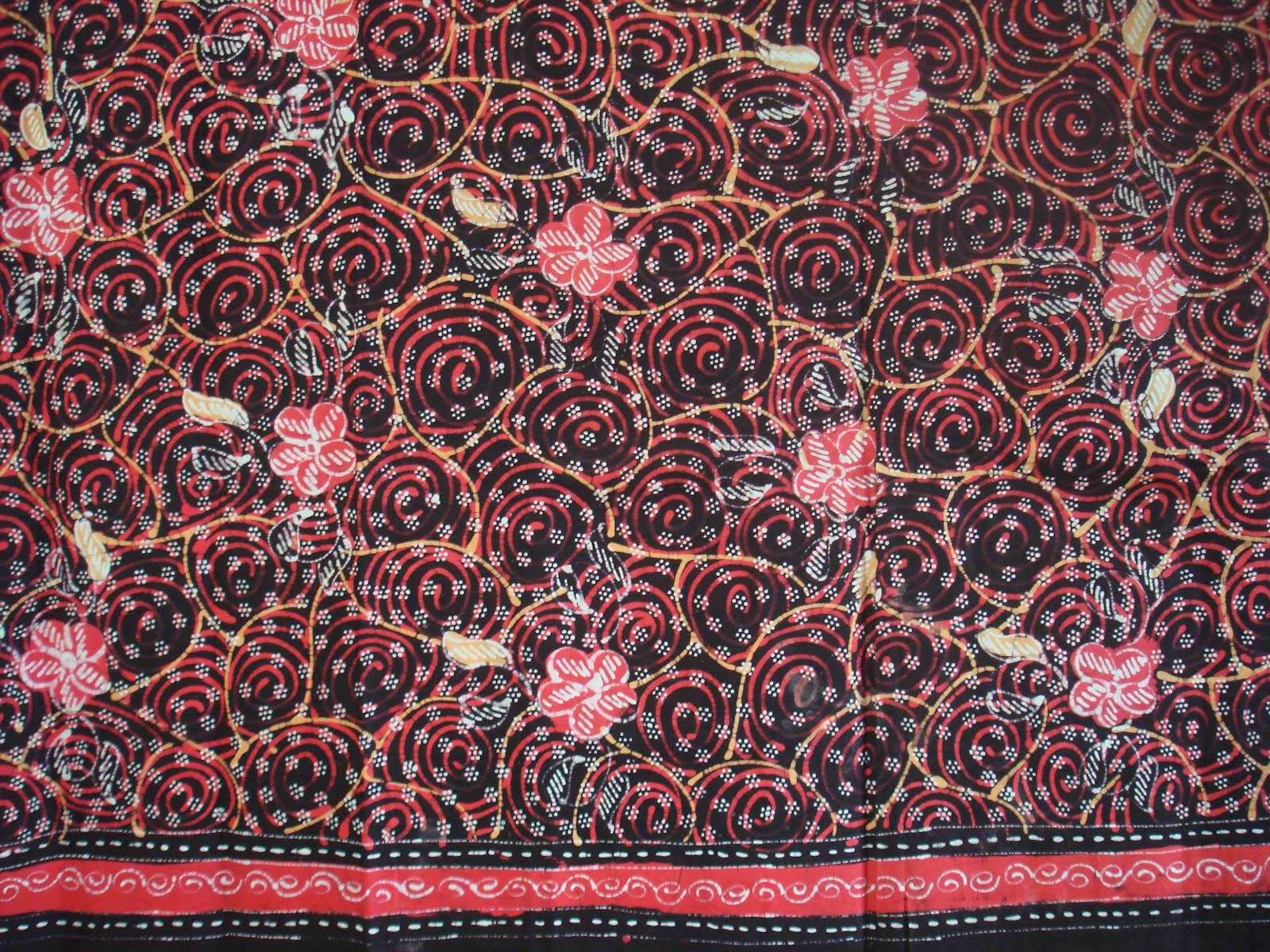 Contoh Batik Madura
