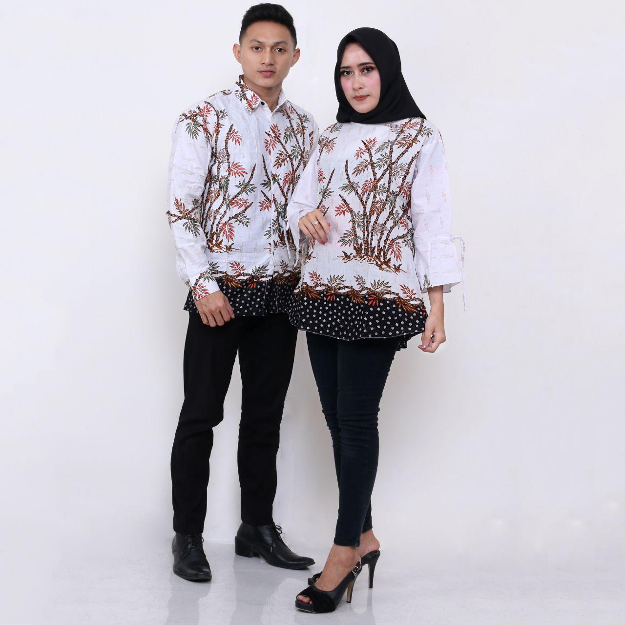 Desain Baju Batik Papua