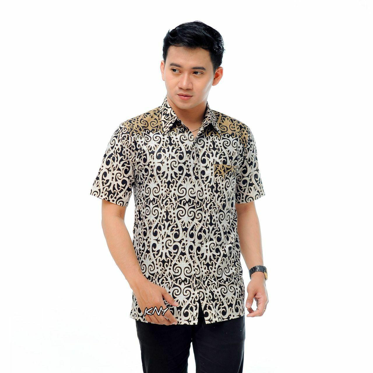 Gambar Batik Kalimantan Timur